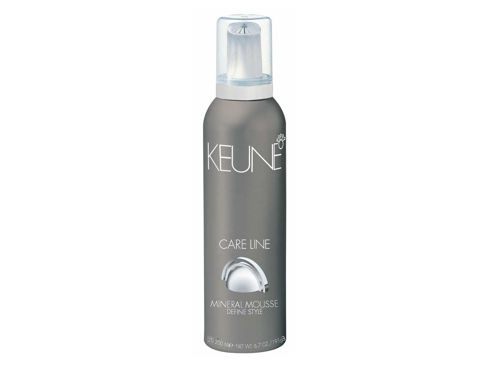 CARE LINE DEFINE STYLE MINERAL MOUSSE